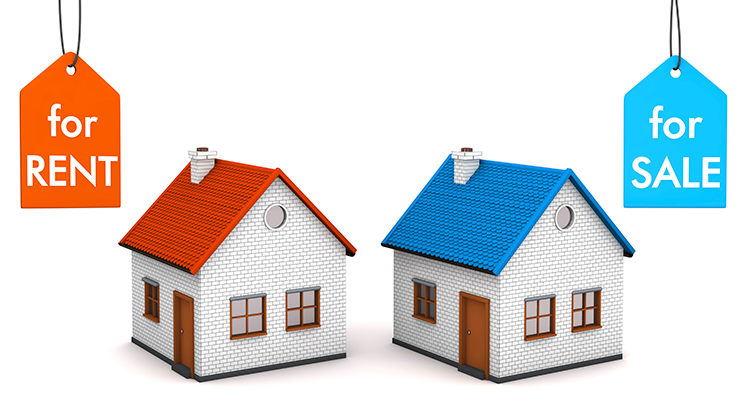 Buying a Home is 35% Less Expensive than Renting! | Simplifying The Market