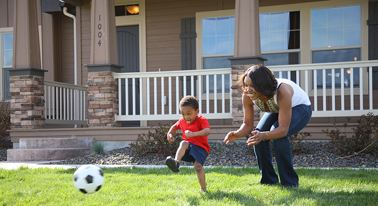 Homeownership Builds Wealth and Offers Stability | Simplifying The Market