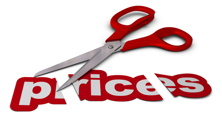 Price Reductions on Homes for Sale