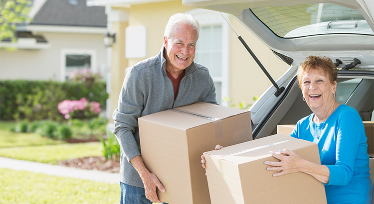 Baby Boomers are Downsizing, Are You Ready to Move? | MyKCM