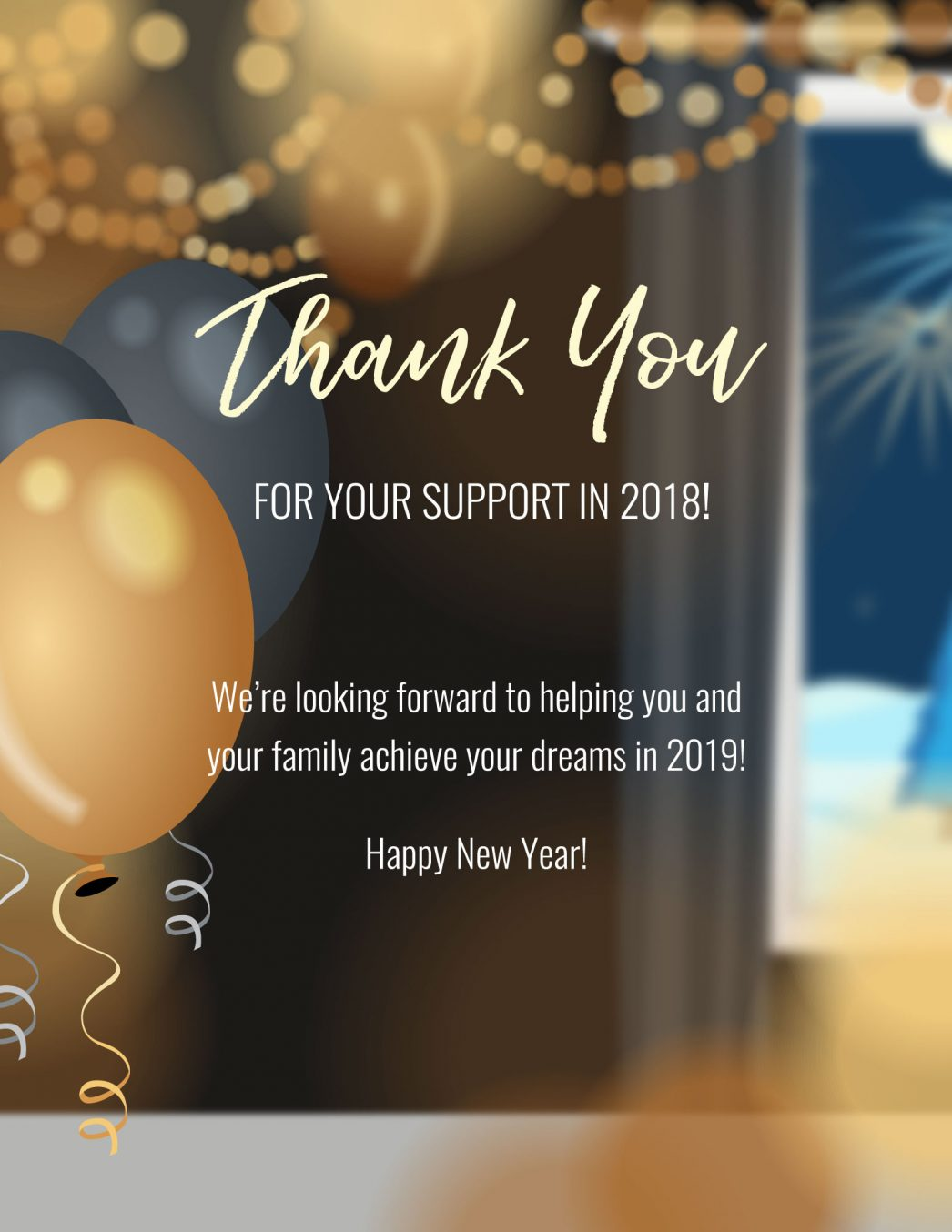 Here's to a Wonderful 2019! [UNCATEGORIZED] | MyKCM