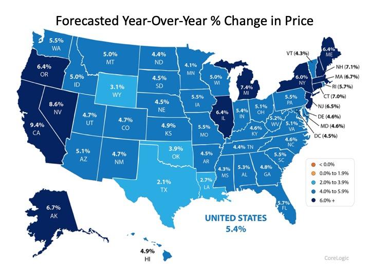 2020 Forecast Shows Continued Home Price Appreciation |