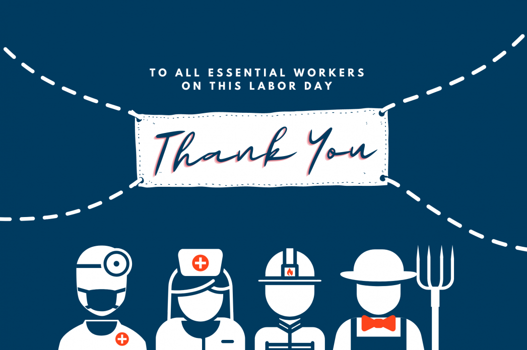 Thank You, Essential Workers | MyKCM