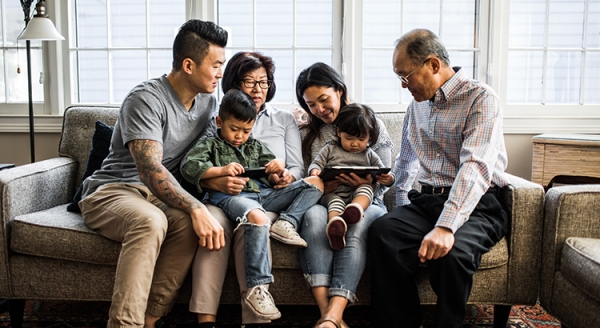 More Generations Are Living under One Roof This Year | MyKCM