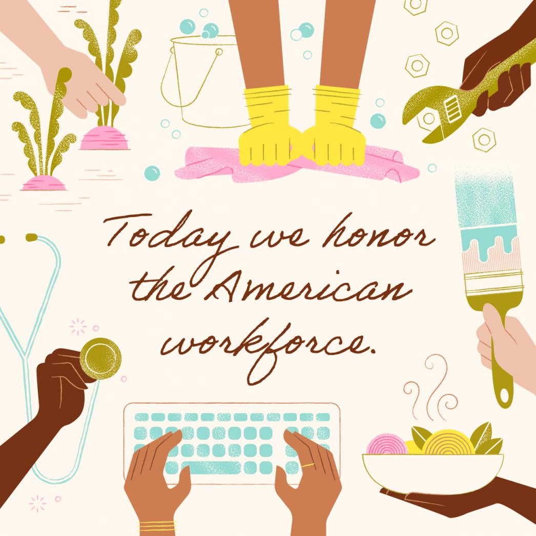 Honoring the American Workforce | MyKCM